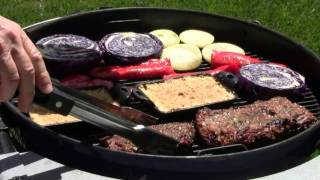 How To Grill Corned Beef -  Part 3