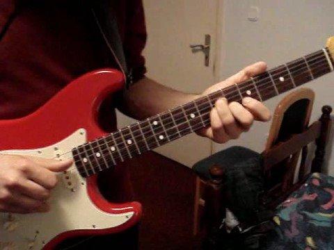 Silvertown blues - performed by Matija Cizmar