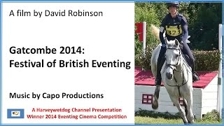 "Eventing Cinema 2014: Gatcombe ""Festival of British Eventing"""