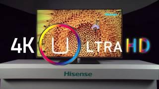 The All New 4K Ultra HD Hisense 65 Inch Monitor