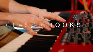 Classic Hooks 2 - Programming Sounds with the Nord Stage 2