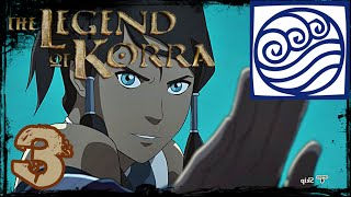 The Legend of Korra - » Part 3 [CHAPTER 3 / BATTLE FOR AIR TEMPLE ISLAND] « [HD]
