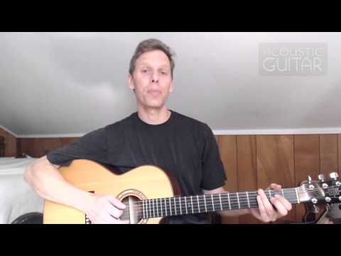 Unchained Melody Lesson - Acoustic Guitar
