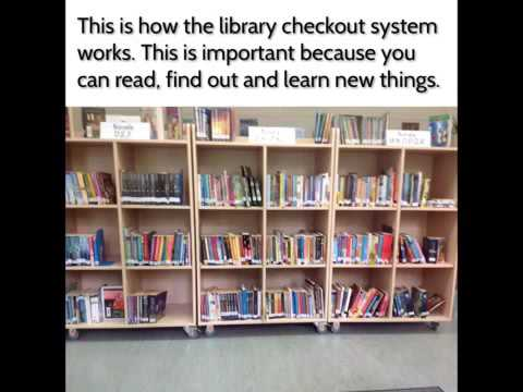 library checkout system by mark and ekmal youtube
