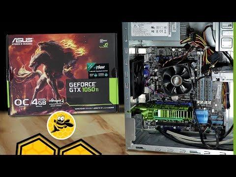 Graphics Video Card Upgrade! Nvidia Geforce GTX 1050 Ti