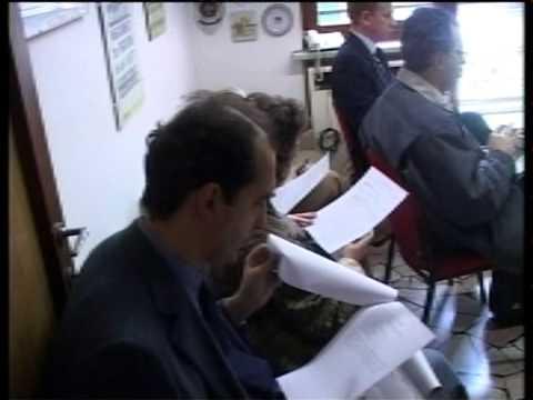 SAVONA 2002  E I CARABINIERI 4 SERV TV