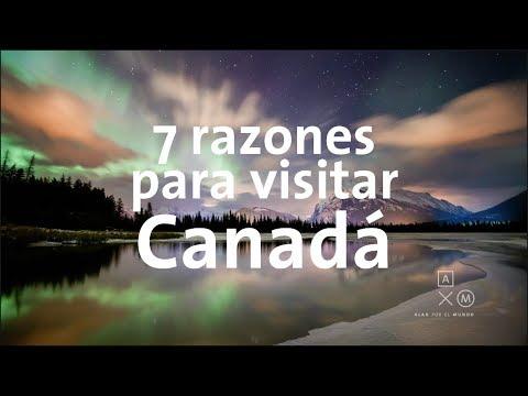 7 Razones para visitar Canadá