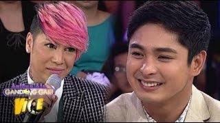 """Vice Ganda: Coco was not perfect, """"Whatever you say, Coco Martin is Coco Martin"""""""