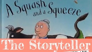 Скачать A Squash And A Squeeze Written By Julia Donaldson