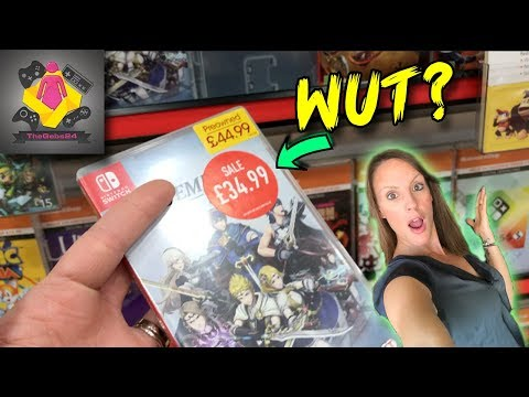 GAME Shopping and Yakuza 6 HOW MUCH? | New PS4 Games, Xbox One Games and Gaming Merch | TheGebs24