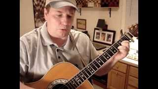 Nobody's Home Guitar Lesson Part 1