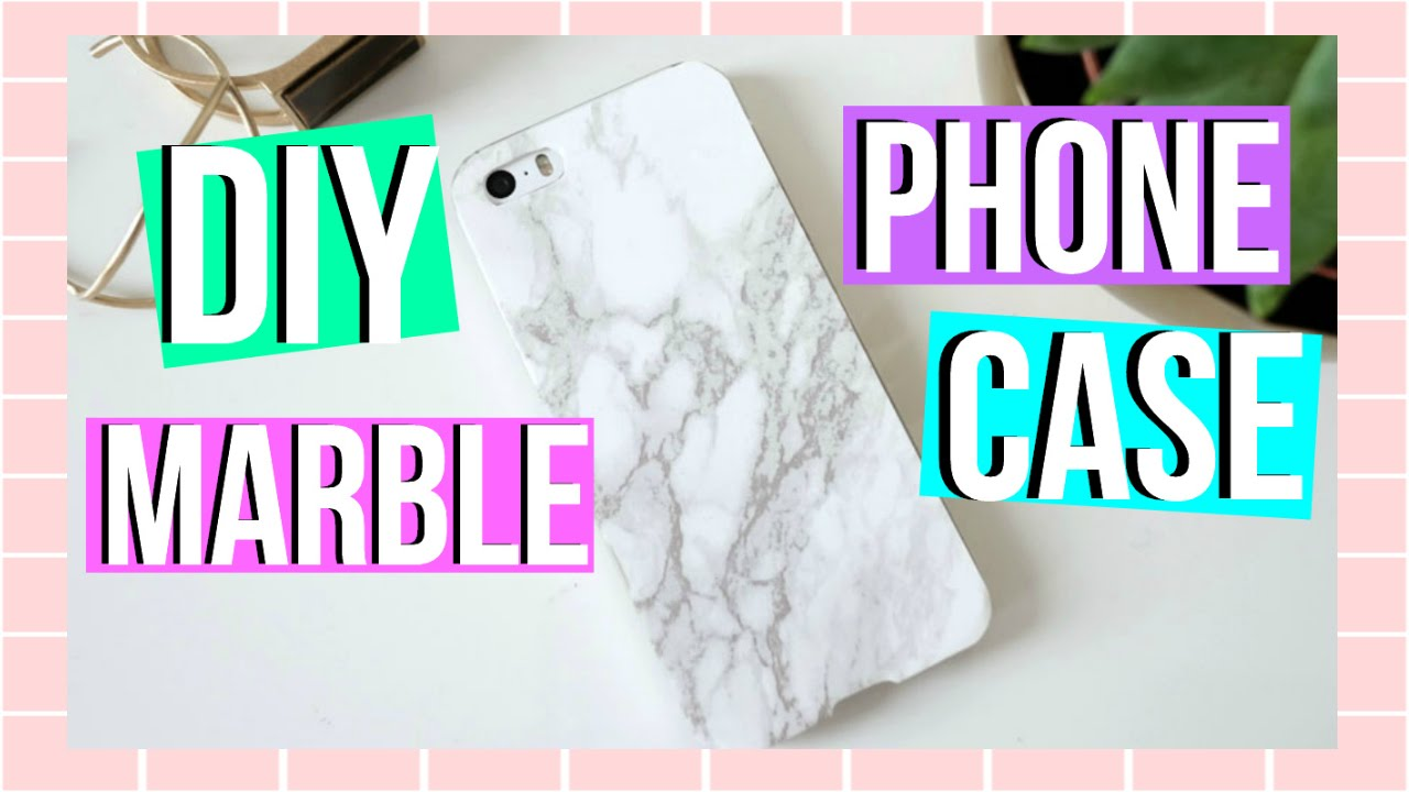 Diy Marble Iphone Case Urban Outfitters Inspired Youtube