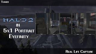 Halo 2 PC Eyefinity 8000x2560 Teaser