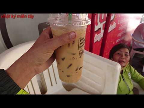 Phượt cambodia | đi mua cafe americano ở cam uống xem khác gì | gặp đồng hương | phần 4