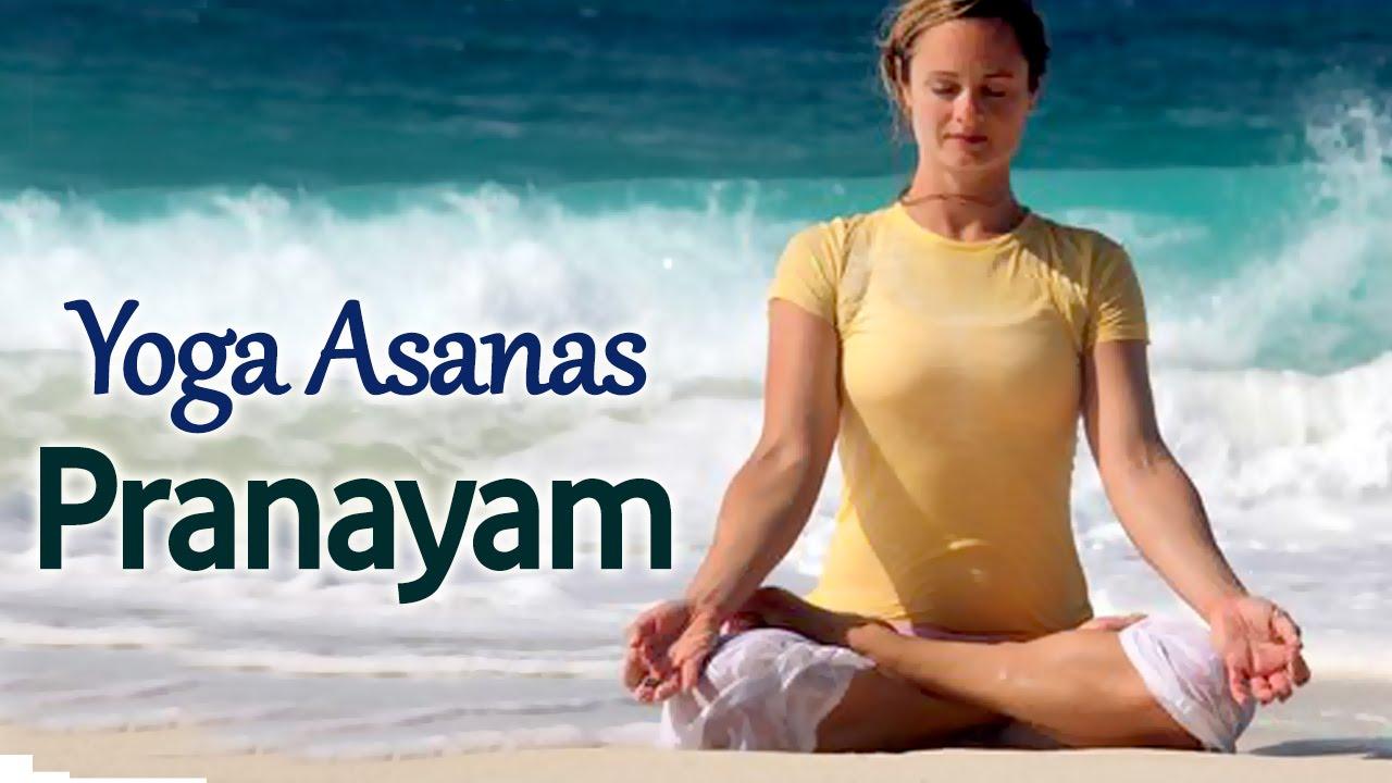 Pranayam & Yoga Asanas - The Various Yog Mudra