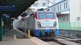 [단편 영상] 단행화물열차 #3125열차 (FEL850…