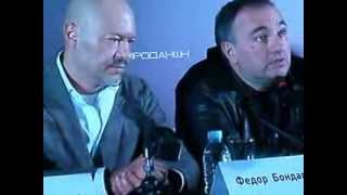 Фильм Фёдора Бондарчука «СТАЛИНГРАД»-пресс(4)