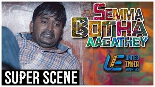 Semma Botha Aagatha - Super Scene 4 | Atharvaa | Mishti | Anaika Soti | Tamil Latest Movie