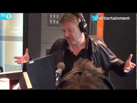 Mark Kermode and (Sir) Kenneth Branagh talk Wolf of Wall Street