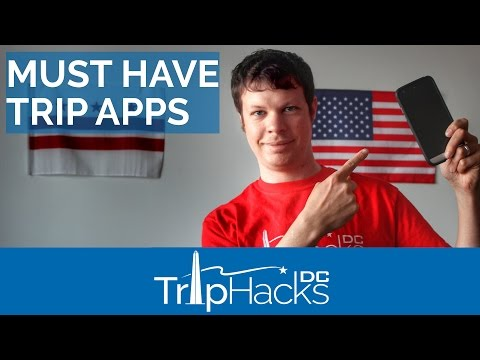 Must Have Smartphone Apps for Your DC Trip