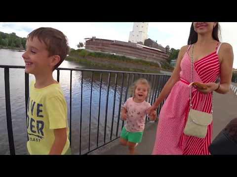 Выборгский замок | Поездка в Выборг на машине из Санкт-Петербурга