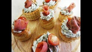 Слоёные Тарталетки /Самый вкусный рецепт / Очень вкусно и просто