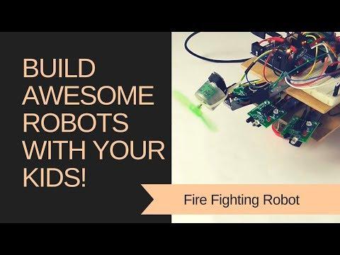 Fire Fighting Robot Pdf