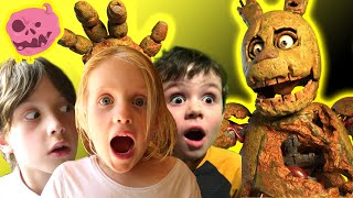 Download real fnaf vs kids - WHO WILL WIN? - the story so far. Mp3 and Videos
