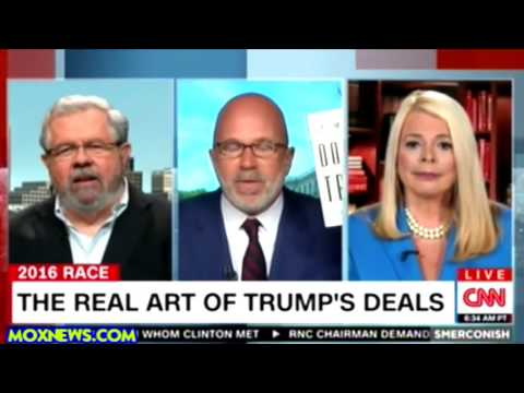 Trump biographer drops a bombshell on CNN — and exposes his cocaine-dealing crony