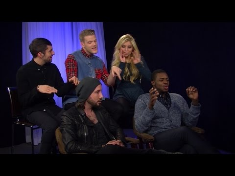 Pentatonix: A capella stars on doing what they love