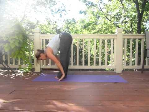 Yoga Vinyasa Flow to Eddie Vedder's Light Today