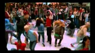 Glee - Safety Dance with Artie HD