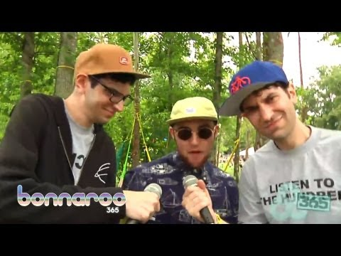 Official Bonnaroo Interview with Mac Miller and ItsTheReal | Bonnaroo365