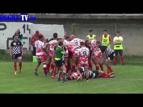#CupaRomaniei: HIGHLIGHTS CS Dinamo – U Cluj 28-17