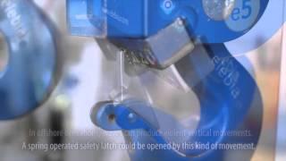 Запатентованный автоматический крюк Elebia (русские субтитры)(Грузоподъемность 5, 10 и 20 тонн. Работает с металлическими стропами, цепными стропами, с тканевыми стропами..., 2016-05-04T08:26:21.000Z)