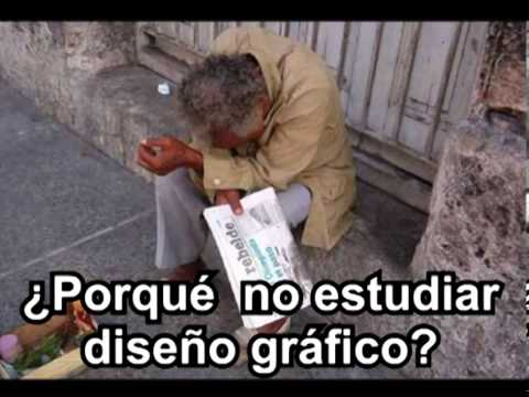 porque no estudiar diseÑo grafico? - argumentos irrefutables - youtube