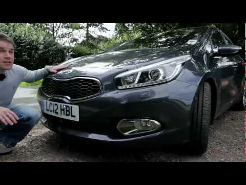 New Kia Cee'd – Which? first drive