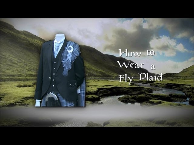 How to Wear a Fly Plaid