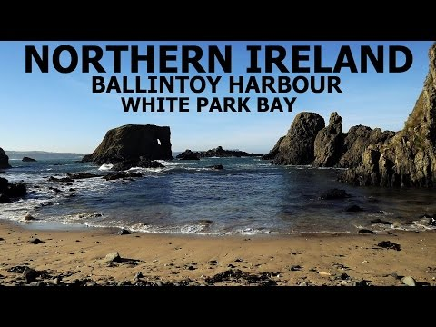 NORTHERN IRELAND - BALLINTOY HARBOUR & WHITE PARK BAY