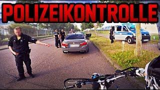 WHEELIE into police control | RIP querly?
