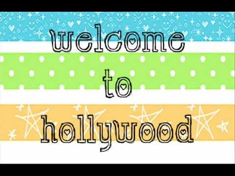 Mitchel Musso - Welcome To Hollywood Lyrics + Download [Studio Version]