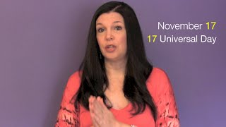 November 17 Abundance Accelerator Day! Astrology Numerology Forecast