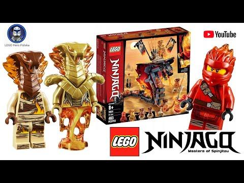 LHP Lego 70674 Ninjago Ognisty Kieł