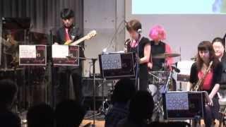 SDJO セクシー・ダイナマイト・ジャズ・オーケストラ 2013年5月18日 スペースDo.