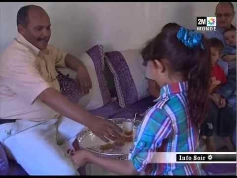 Le retour des Familles Sahraouis au Maroc 05/2014