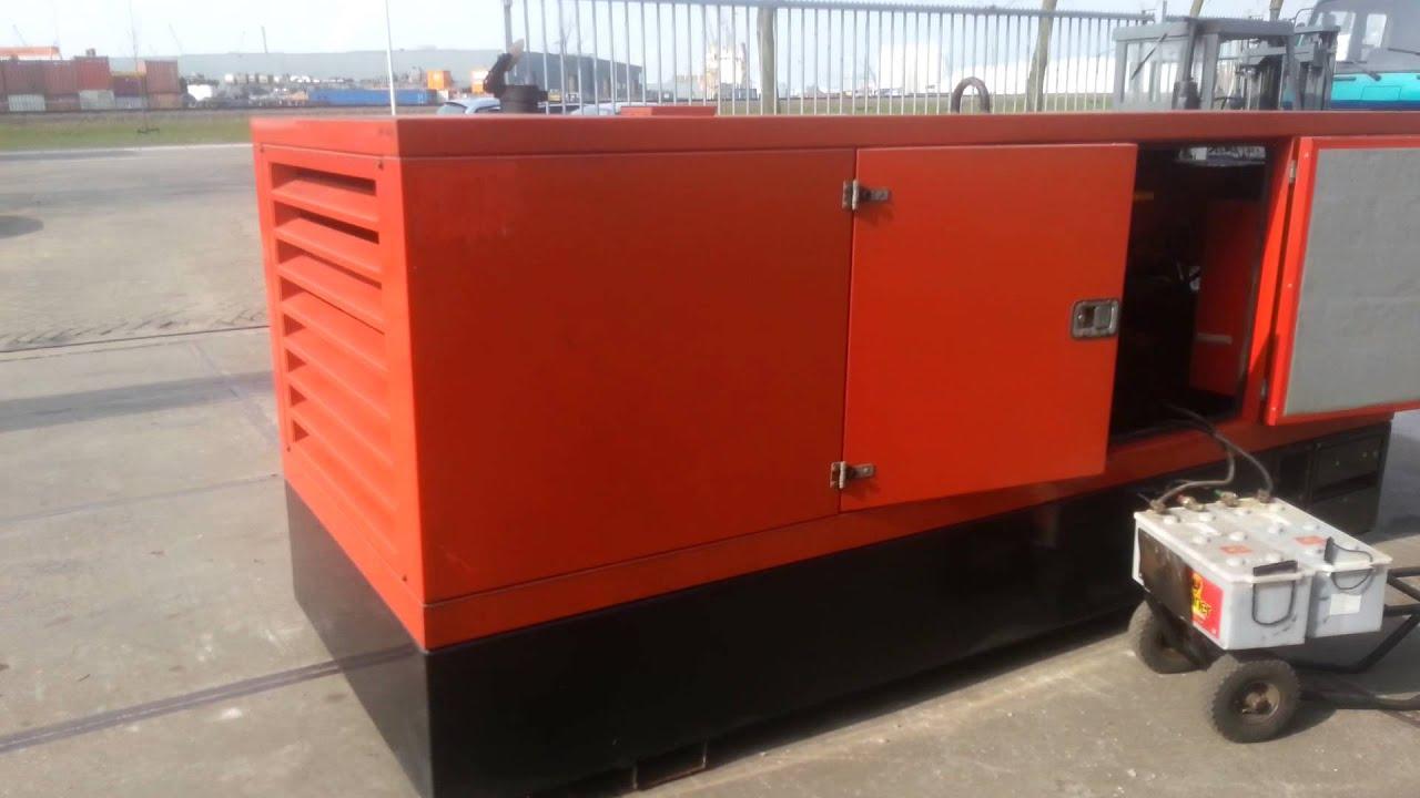 DPX Power Himoinsa 150 kVA Iveco Generator Set