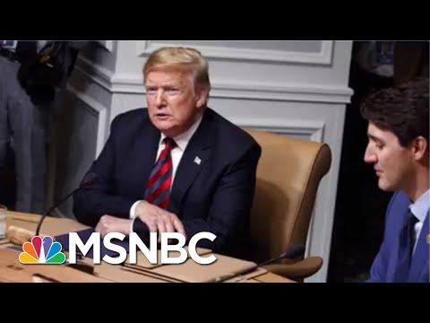Joe: President Donald Trump's Attack On Allies Offers No Strategic Benefit   Morning Joe   MSNBC