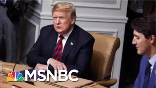 Joe: President Donald Trump\'s Attack On Allies Offers No Strategic Benefit | Morning Joe | MSNBC