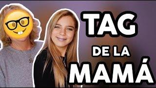 TAG DE LA MAMÁ+ PREGUNTAS INCÓMODAS♡ / Laila Montero