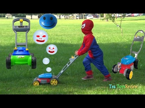 Lawn Mower Fun For Kids Doovi